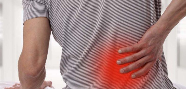 Wie ein starker Rücken Dich vor dem Krank sein schützt!