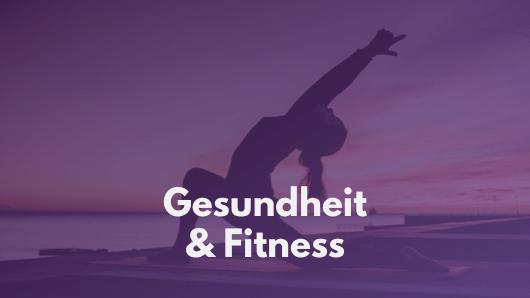 Buchempfehlungen zum Thema Gesundheit & Fitness