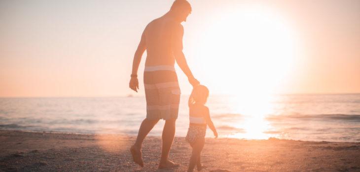 Glücklicher Papa - Top 5 Gewohnheiten